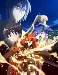 Shakugan no Shana Movie , Gekijouban Shakugan no Shana, Жгучий взор Сяны - Фильм , аниме, anime, анимэ