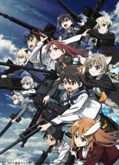 Strike Witches: Operation Victory Arrow, Strike Witches: Operation Victory Arrow, Штурмовые ведьмы ОВА-2, Штурмовые ведьмы OVA-2, аниме, anime