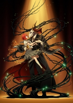 The Ancient Magus Bride, Mahou Tsukai no Yome, Невеста чародея, , аниме, anime