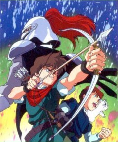 The Great Adventures of Robin Hood, Robin Hood no Daibouken, Похождения Робина Гуда, аниме, anime, анимэ