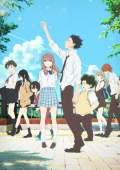 The Shape of Voice, Koe no Katachi, Форма голоса, аниме, anime, анимэ