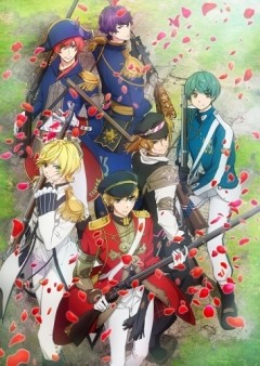 The Thousand Noble Musketeers, Senjuushi, Тысяча мушкетёров, , аниме, anime