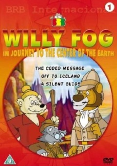 Willy Fog 2, The Adventures of Willy Fog: Journey to the Center of the Earth, Вилли Фог 2, аниме, anime, анимэ