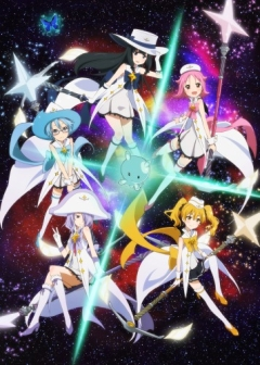 Wish Upon the Pleiades, Houkago no Pleiades , Внеклассные плеяды , аниме, anime, анимэ