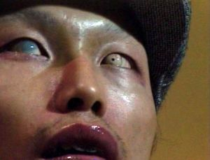 Blind Beast vs Killer Dwarf Teruo Ishii