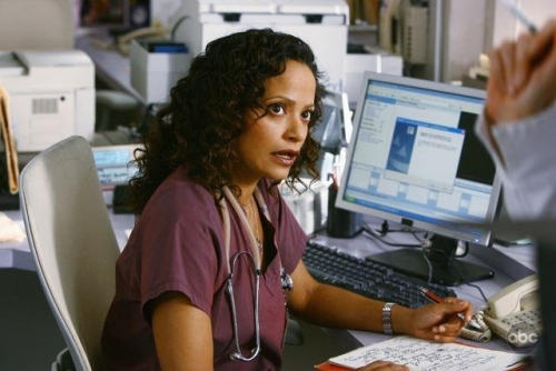 Still of Judy Reyes in Scrubs