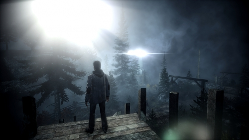 Игра - Game - Alan Wake -