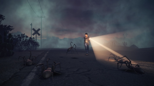 Игра - Game - Alan Wakes American Nightmare - Alan Wake®s American Nightmare