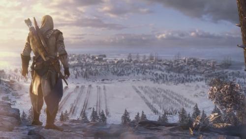 Игра - Game - Assassins Creed III -