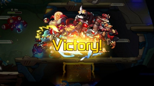 Игра - Game - Awesomenauts -
