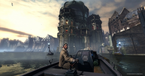 Игра - Game - Dishonored -