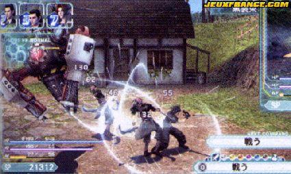 Игра - Game - Final Fantasy VII: Crisis Core - Crisis Core: Final Fantasy VII