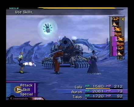 Игра - Game - Final Fantasy X -