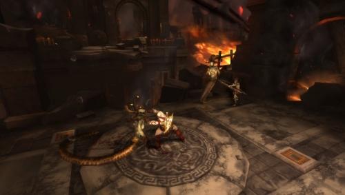 Игра - Game - God of War: Ghost of Sparta - God of War: Призрак Спарты