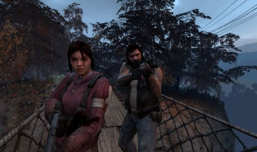 Left 4 Dead screen shot