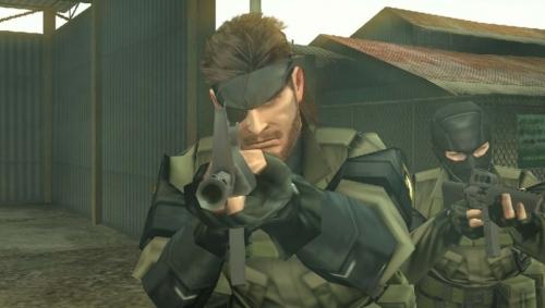 Игра - Game - Metal Gear Solid: Peace Walker - メタルギア ソリッド ピースウォーカー
