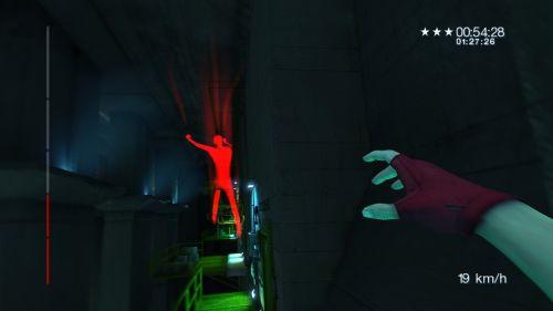 Mirror's Edge screen shot