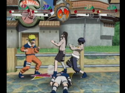 Игра - Game - Naruto: Clash of Ninja 2 Naruto: Gekitou Ninja Taisen 2Naruto: Clash of Ninja European Version - Naruto: Clash of Ninja 2 Naruto: Gekitou Ninja Taisen 2Naruto: Clash of Ninja European Version