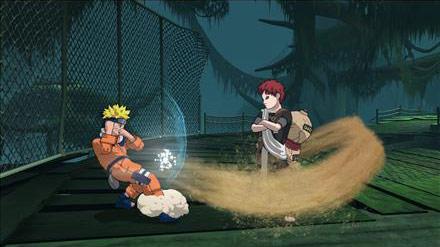 Игра - Game - Naruto: Rise of a Ninja - Naruto: Rise of a Ninja