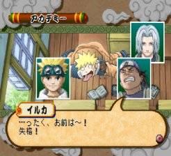 Игра - Game - Naruto: Shinobi no Sato no Jintori KassenНарутоNaruto - Naruto: Shinobi no Sato no Jintori KassenНарутоNaruto