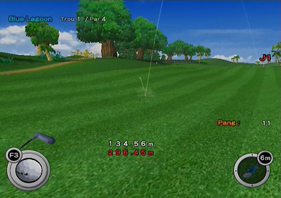 Игра - Game - Pangya! Golf With Style  -