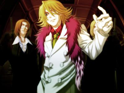 Игра -             Game - Togainu no chiBlood of the reprimanded hound咎狗の血 - Togainu no             chiBlood of the reprimanded hound咎狗の血