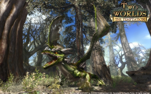 Игра - Game -  Two Worlds IITwo Worlds 2Two Worlds: TwoTwo Worlds: The Temptation