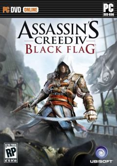 Игры - Games - Видеоигры Assassins Creed IV: Black Flag |  | Кредо ассасина IV: Чёрный Флаг