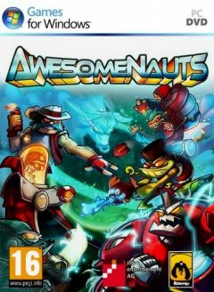 Awesomenauts, Awesomenauts, Awesomenauts,