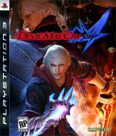 Devil May Cry 4, Devil May Cry 4, Devil May Cry 4,