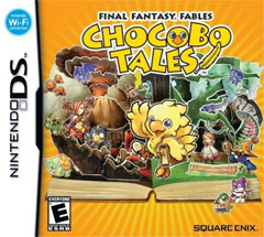 Final Fantasy Fables: Chocobo Tales, Chokobo to Maho no Ehon, Chocobo and the Magical Picture Book,