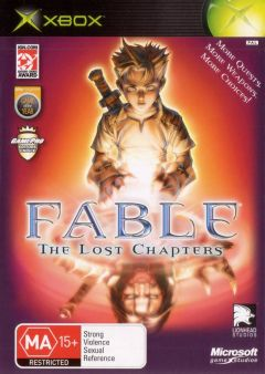 Fable: The Lost Chapters (Xbox), Fable: The Lost Chapters (Xbox), Басня: Пропавшие главы (Xbox),