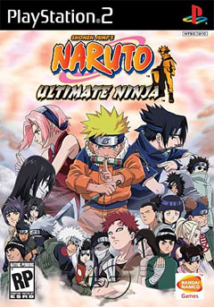 Naruto: Ultimate Ninja, Naruto: Narutimate Hero, Naruto: Ultimate Ninja,