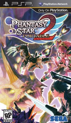 Phantasy Star Portable 2 , Phantasy Star Portable 2 , Phantasy Star Portable 2 ,