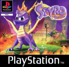 Spyro the Dragon, , Спайро дракон,