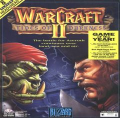Warcraft II: Tides of Darkness, Warcraft II: The Dark Saga, Warcraft 2: Tides of Darkness,