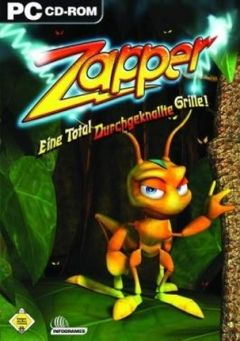 Zapper: One Wicked Cricket, Zapper: One Wicked Cricket, Zapper: One Wicked Cricket,