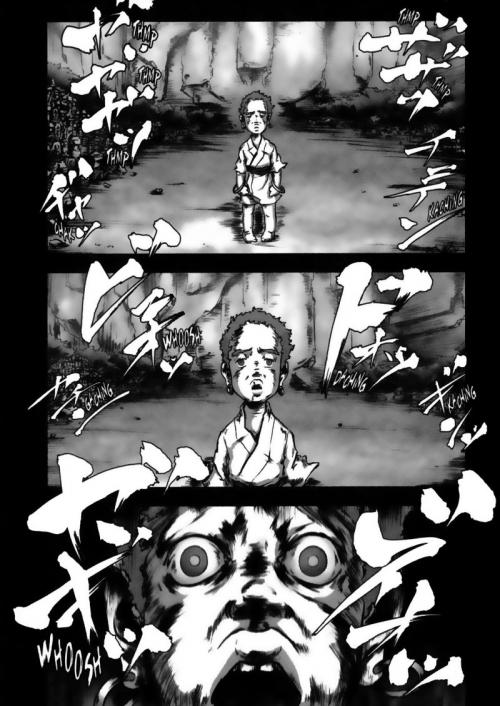 Манга - Manga - Afrosamurai - Afro Samurai (манга) [1999]