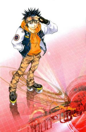 Manga Air Gear