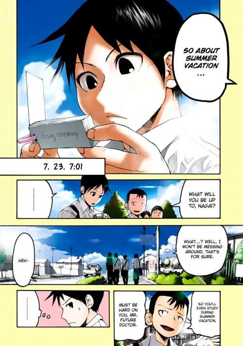 Манга - Manga - Ajin: Demi-Human - Полулюди - Адзин