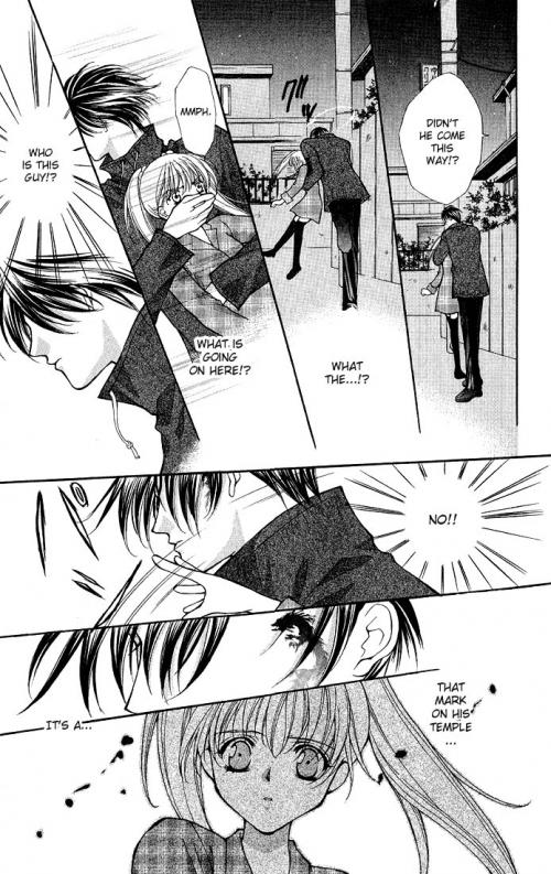 Манга - Manga - Возлюбленная короля мафии - Haou Airen (манга) [2002]
