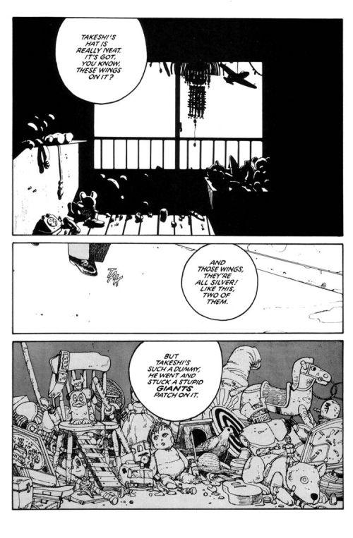Манга - Manga - Дому: Детская мечта - Domu (манга) [1980]