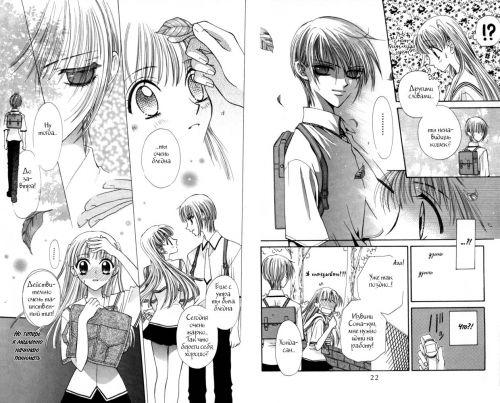 Манга - Manga - Корзинка фруктов - Fruits Basket (манга)