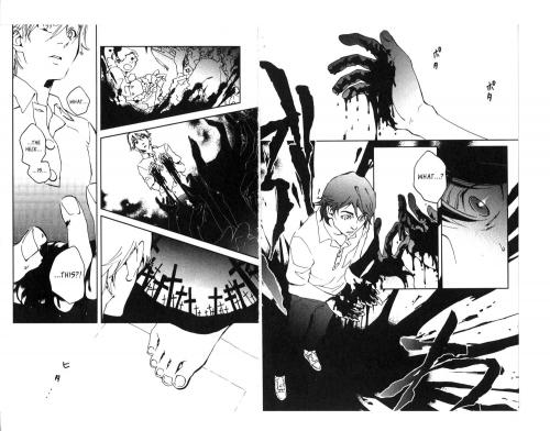 Манга - Manga - Портрет малышки Козетты - Cossette no Shozou (манга) [2004]