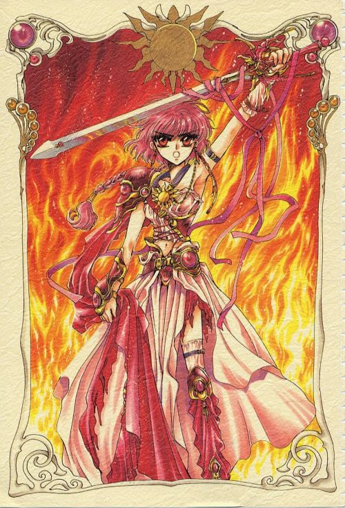 Manga | Magic knight rayearth | Mahou Kishi Rayearth