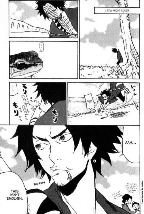 Манга - Manga - Samurai Champloo - Самурай Чамплу (манга) [2004]
