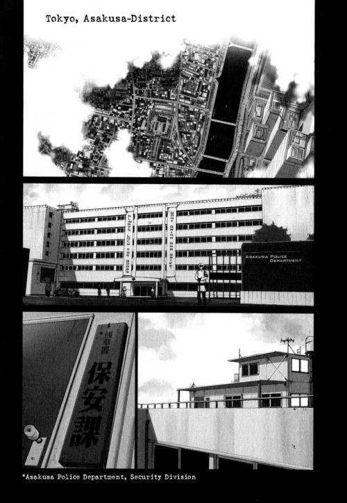 Манга - Manga - Kyoko Karasuma - Detective of the Asakusa Police Department - Karasuma Kyouko no Jikenbo (манга) [2003]
