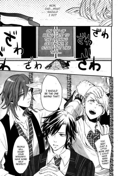 Манга - Manga -  Uta no Prince-sama - Поющий Принц