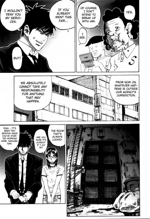 Манга - Manga - Yondemasu yo Azazel-san - Youre Being Summoned Azazel-san