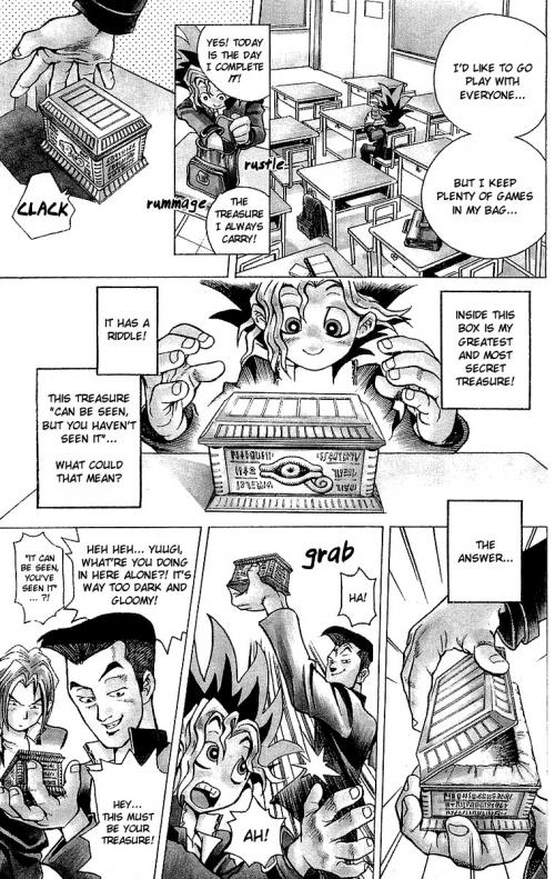Манга - Manga - Ю-Ги-О! - Yu-Gi-Oh! (манга) [1996]